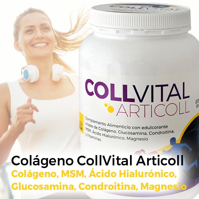 Colágeno Collvital Articoll