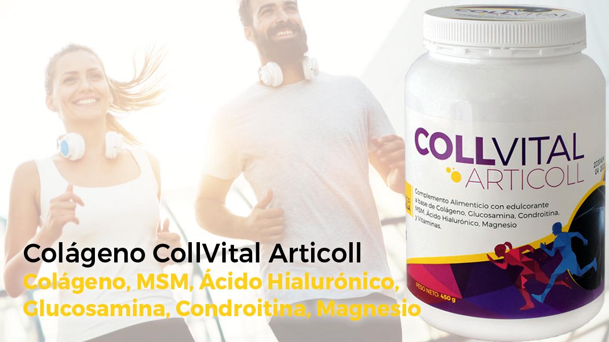 Suplementos de colágeno