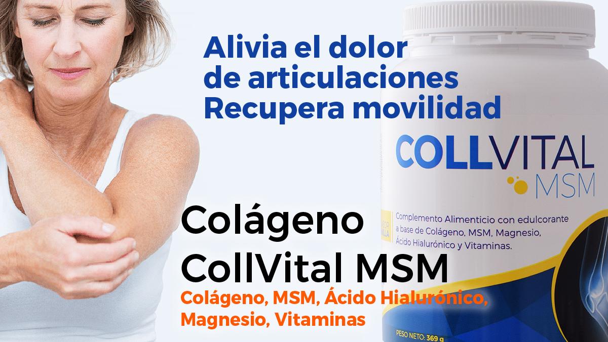Colágeno con magnesio, fuente de juventud