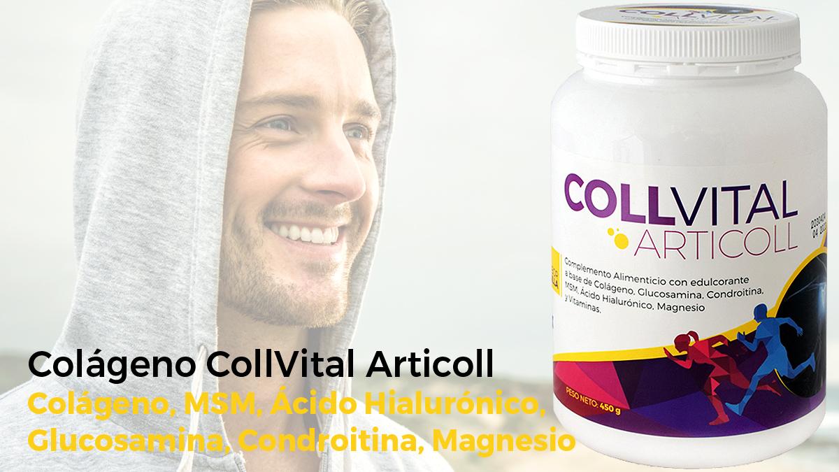 Dolor de Rodilla e Inflamación - Collvital Articoll